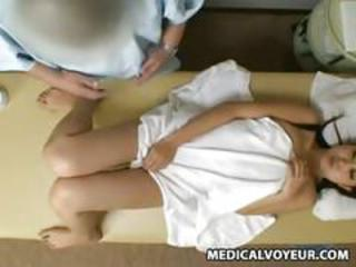 Asian Doctor HiddenCam Teen Voyeur