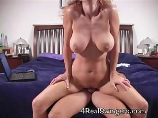 Big Tits Hardcore  Natural Riding