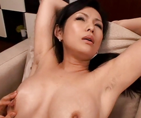 Hairy Japanese Milf 2