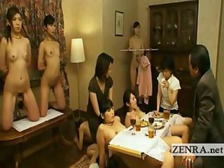 Asian Japanese Nudist Slave