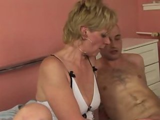 European German Mature Mom Old and Young