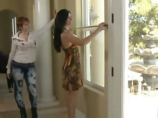Young Butch seduces sexy Milf  Lily Cade  amp; India Summer