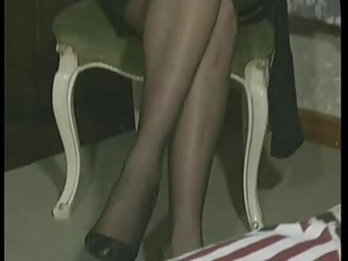 Legs Stockings Vintage
