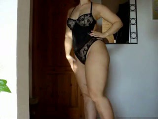 Amateur Joufflue Lingerie  Strip-teaseuse
