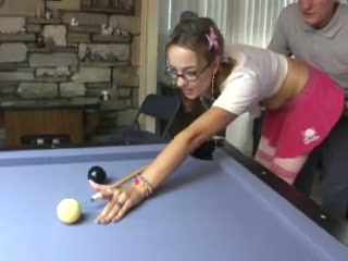 Pool Table Lesson