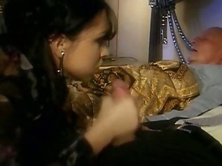 Babe Blowjob Daddy Daughter Old and Young Sleeping Vintage