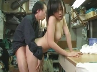 Amazing Asian Cute Doggystyle Japanese Teen