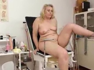 Chubby Doctor Mature