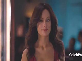 Olivia Wilde topless and lingerie scenes