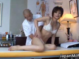 Asian Japanese Lingerie Massage