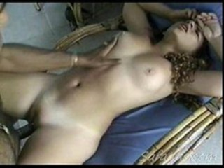 Amazing Brazilian Hardcore Latina Shaved Teen