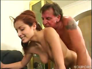 old step dad seduced young lady