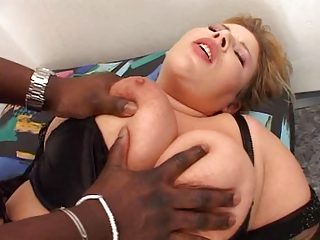 Big Tits Interracial  Natural