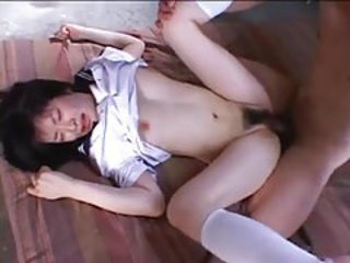 Asian Hairy Hardcore Japanese Teen