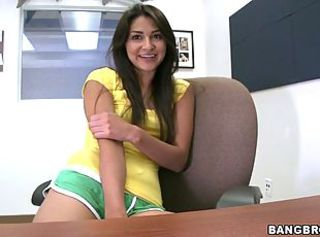 Amateur Cute Office Pov Teen
