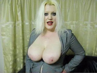 Big Tits Blonde British Chubby European  Natural