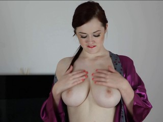 Big Tits British Cute European  Natural