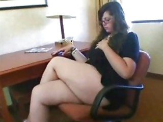 BBW skank drilled by black cock