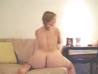 Redhead with big Boobs & a huge Ass affixing 36 - NUDE