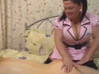 Big Tits  Chubby Massage  Natural