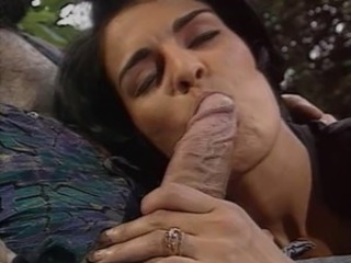 Blowjob European Italian Mature Outdoor Vintage