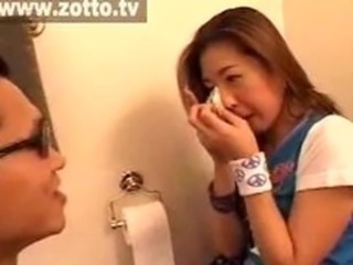 Asian Bathroom Korean Teen