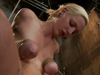 Rylie Tied Throated And Fucked To Cum Smg