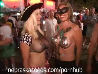 Amateur Fetish  Party Public