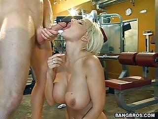 Puma Swede Is A Stupid Slut That Wants To Drink Up Some Warm Cum