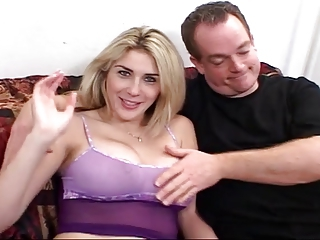Babe Big Tits Blonde Cute