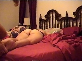 Cheating housewife fucks best friend