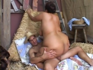 Ass BBW Farm Interracial MILF Riding