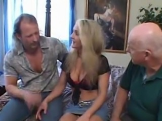 Shy wife drilled by a porn Star