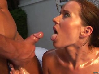 Cindy Dollar Having Anal Sex In Crazy Euro Pool Party