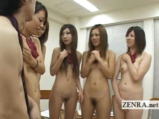 Asian Groupsex Japanese Nudist Orgy Teen