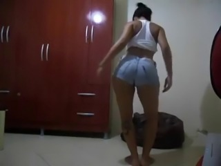 Arsch Brasilianisch Latina Teen  Webcam
