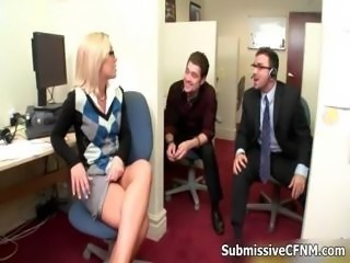 Yoke hot and perverted office girls part5