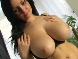 Babe Big Tits Brunette Cute Natural Solo Teen