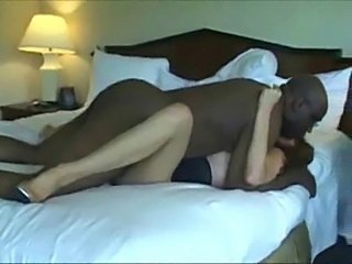 Amateur Tight Pussy Woman Gets Fucked By Black Cocks
