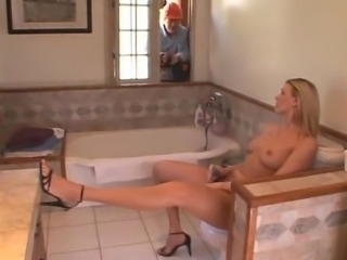 Amazing Bathroom Legs