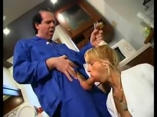 Blowjob European Italian Kitchen