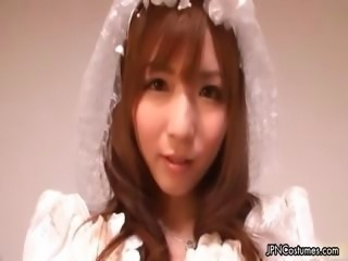 Asian Bride Cute Japanese Teen