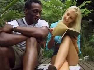 Blonde Babe Feels A Impervious Perfidious Dong