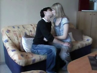 Amateur Homemade Kissing Teen