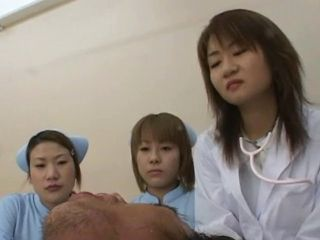 Asian Chinese Doctor Femdom Nurse Teen Uniform
