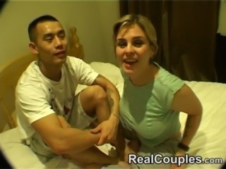 AMWF isabel ice has mating with asian boyfriend free