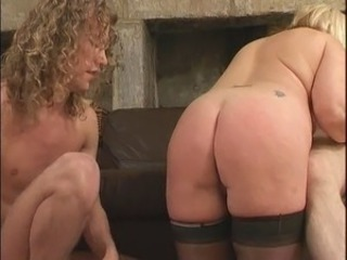 Ass  Mature Threesome