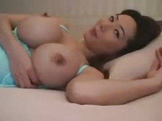 big tit asian girl sucking on huge cock