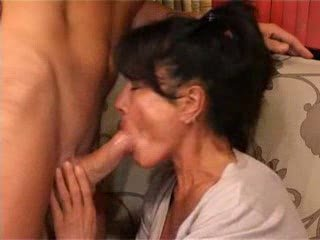 Blowjob European Italian Mature