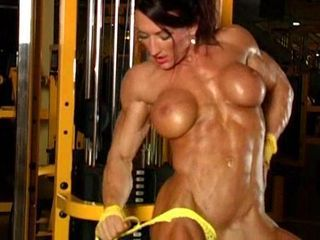 Bodybuilding For Really Hot Stuff